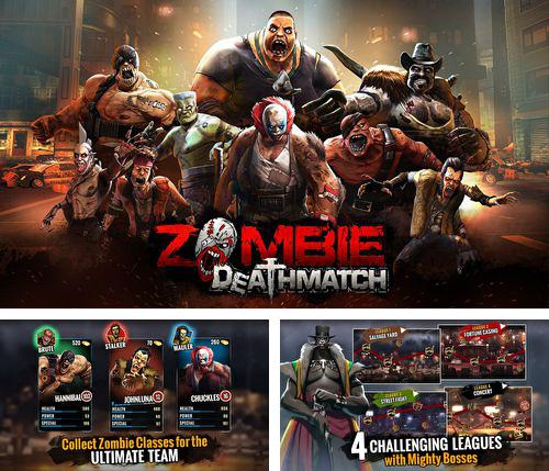 In addition to the game iDaggers for iPhone, iPad or iPod, you can also download Zombie: Deathmatch for free.