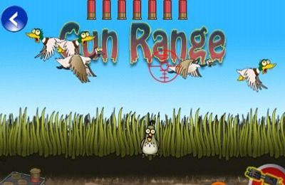 Download Zombie Duck Hunt iPhone free game.