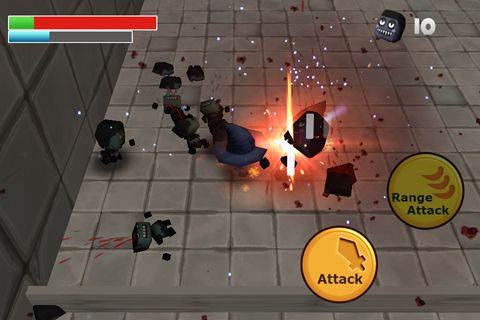 Free Zombie: Dungeon breaker download for iPhone, iPad and iPod.