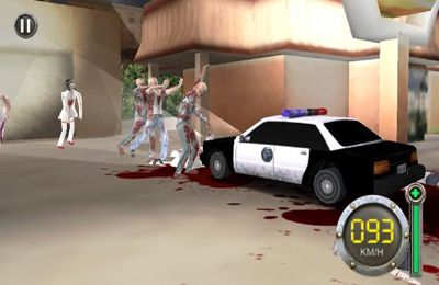 Скачать Zombie Escape-The Driving Dead на iPhone бесплатно