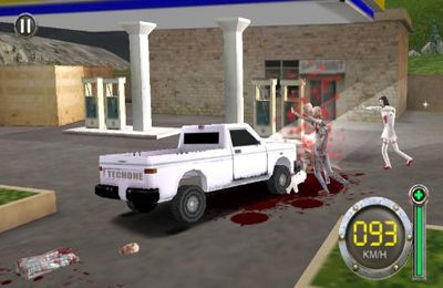 Kostenloser Download von Zombie Escape-The Driving Dead für iPhone, iPad und iPod.