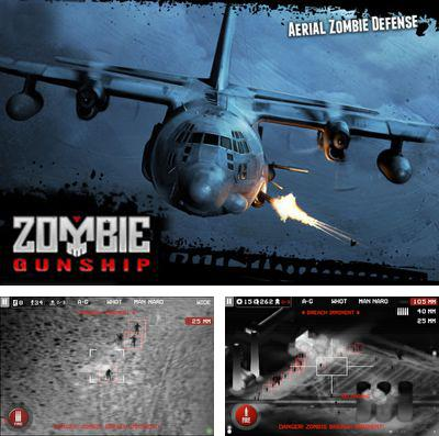In addition to the game Ghost pop! for iPhone, iPad or iPod, you can also download Zombie Gunship for free.