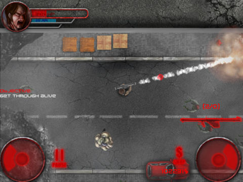 Download Zombie: Halloween Slasher iPhone free game.