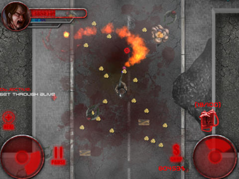 Free Zombie: Halloween Slasher download for iPhone, iPad and iPod.