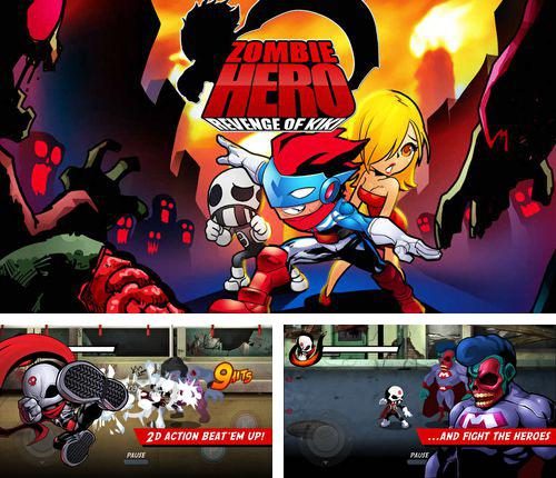 In addition to the game Fast Ball for iPhone, iPad or iPod, you can also download Zombie hero: Revenge of Kiki for free.
