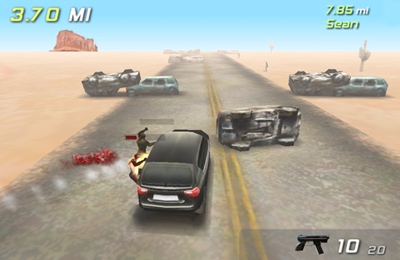 Free Zombie highway download for iPhone, iPad and iPod.