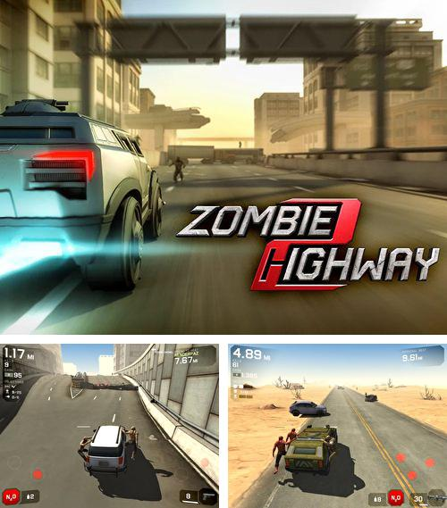 In addition to the game Valor for iPhone, iPad or iPod, you can also download Zombie highway 2 for free.