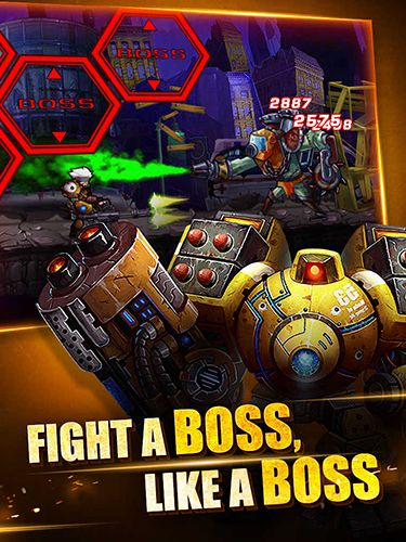 Download Zombie hunter: Death to the undead iPhone free game.