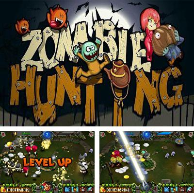 In addition to the game Happy Hills for iPhone, iPad or iPod, you can also download Zombie Hunting for free.