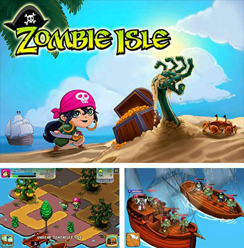 In addition to the game Final fantasy: All the bravest for iPhone, iPad or iPod, you can also download Zombie isle for free.