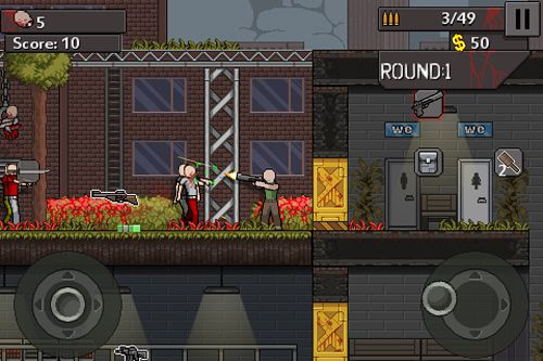 Descarga gratuita de Zombie: Kill of the week para iPhone, iPad y iPod.