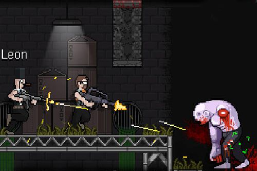 Capturas de pantalla del juego Zombie: Kill of the week para iPhone, iPad o iPod.