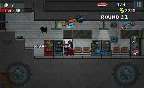 Zombie kill of the week: Reborn iPhone game - free  Download ipa for