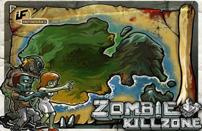 Free Zombie Kill Zone download for iPhone, iPad and iPod.