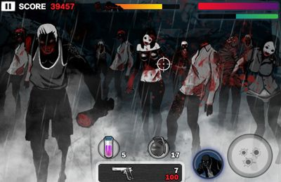 Download Zombie Killer Ultimate iPhone free game.