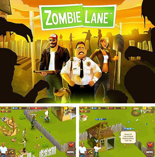 In addition to the game Zombie lane for iPad Pro 9.7, you can download Zombie lane for iPhone, iPad, iPod for free.