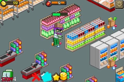 Free Zombie life download for iPhone, iPad and iPod.