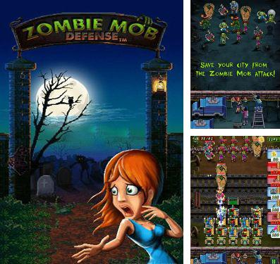 In addition to the game Tiny Planet for iPhone, iPad or iPod, you can also download Zombie Mob Defense for free.