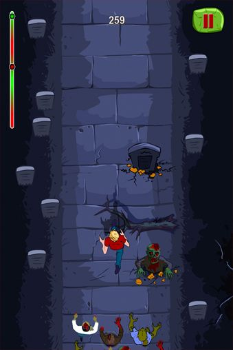 Descarga gratuita de Zombie monsters night para iPhone, iPad y iPod.