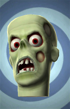 Download Zombie Nombie iPhone free game.