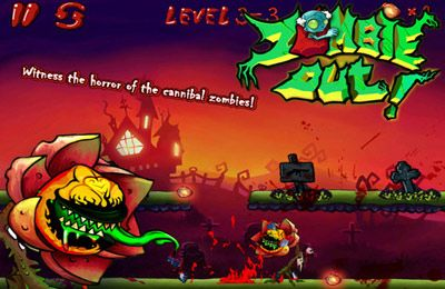 Download Zombie Out iPhone free game.