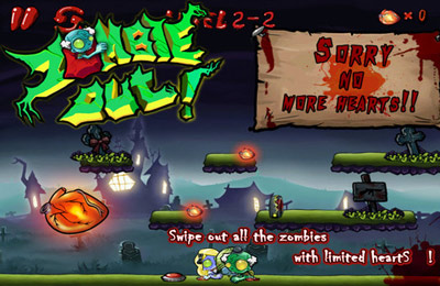 Free Zombie Out download for iPhone, iPad and iPod.