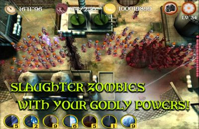 Download Zombie Purge iPhone free game.