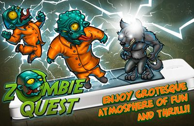 Zombie Quest: Mastermind the Hexes!