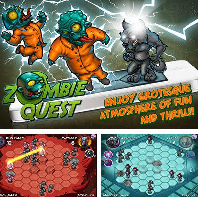 In addition to the game Worldcraft for iPhone, iPad or iPod, you can also download Zombie Quest: Mastermind the Hexes! for free.