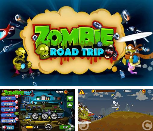 In addition to the game Ronaldo: Tropical island for iPhone, iPad or iPod, you can also download Zombie Road Trip for free.