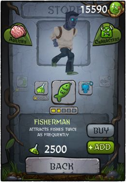 Download Zombie Run HD iPhone free game.