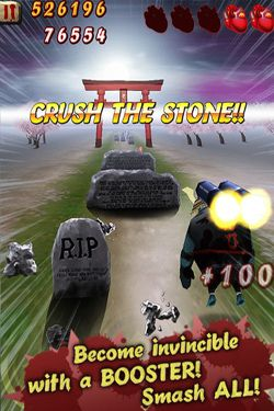 Download Zombie Runaway iPhone free game.