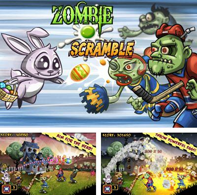 In addition to the game Perfect Kick for iPhone, iPad or iPod, you can also download Zombie Scramble for free.