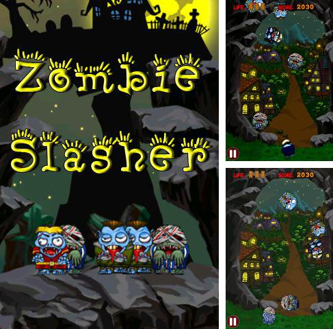 In addition to the game Meowoof for iPhone, iPad or iPod, you can also download Zombie slasher for free.