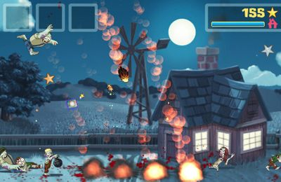 Download Zombie Smash iPhone free game.