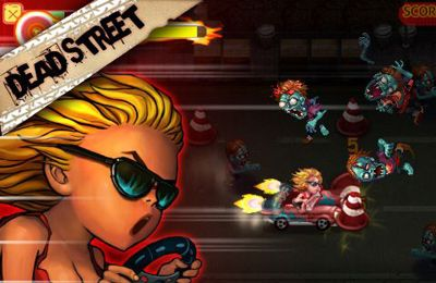 Download Zombie Street iPhone free game.