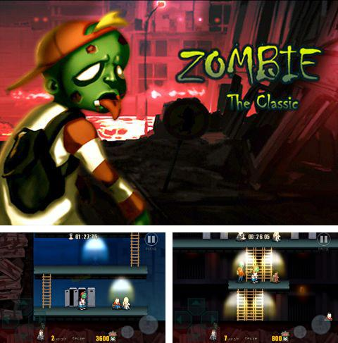 In addition to the game Fieldrunners: Hardhat heroes for iPhone, iPad or iPod, you can also download Zombie the classic for free.