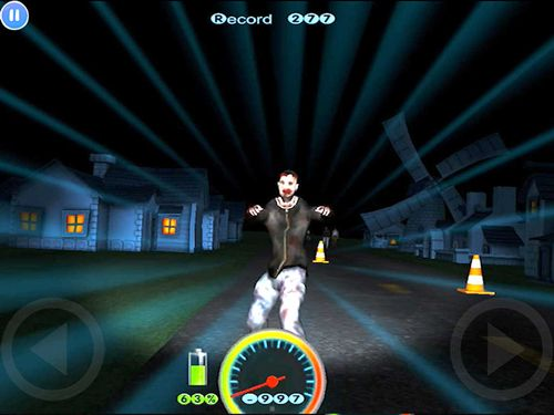 Download Zombie trek driver survival iPhone free game.