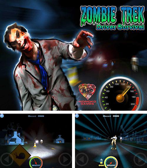 Скачать Zombie trek driver survival на iPhone бесплатно
