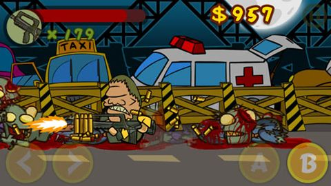 Free Zombie walker download for iPhone, iPad and iPod.