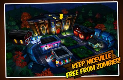 Download Zombie Wonderland 2 iPhone free game.