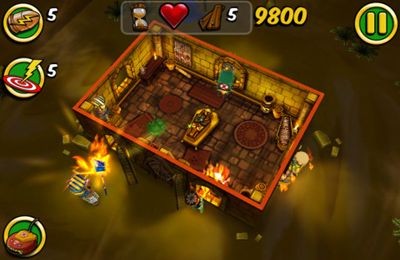Descarga gratuita de Zombie Wonderland 2 para iPhone, iPad y iPod.