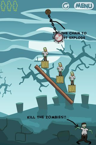 Baixe Zombie zone gratuitamente para iPhone, iPad e iPod.