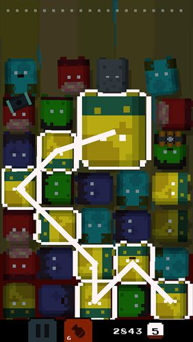 Capturas de pantalla del juego Zombiebucket para iPhone, iPad o iPod.