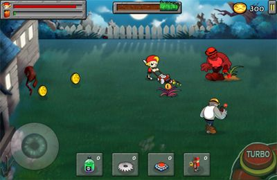 Baixe Zombie&Lawn gratuitamente para iPhone, iPad e iPod.