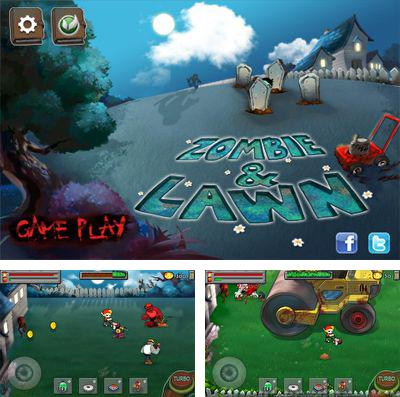 In addition to the game Fruit clash ninja for iPhone, iPad or iPod, you can also download Zombie&Lawn for free.