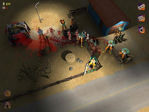 Free Zombies coming download for iPhone, iPad and iPod.
