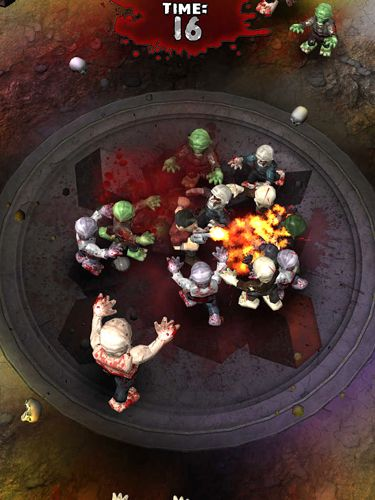Free Zombies: Dead in 20 download for iPhone, iPad and iPod.