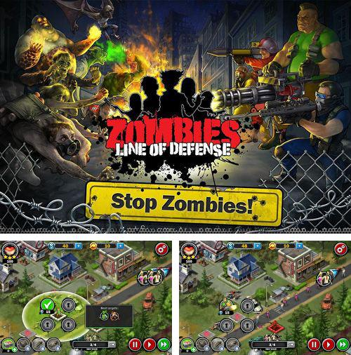 In addition to the game Can knockdown striker for iPhone, iPad or iPod, you can also download Zombies: Line of defense for free.