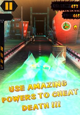 Descarga gratuita de Zombies Runner para iPhone, iPad y iPod.